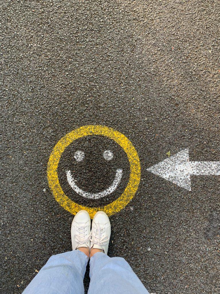 smile szczęście